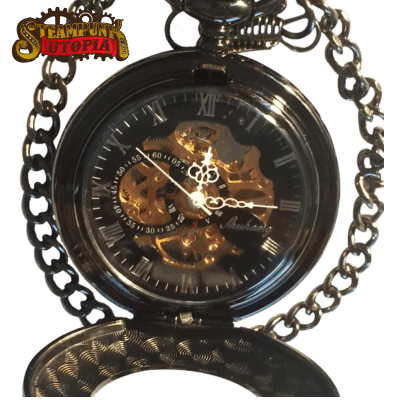 The Mechanic™ Pocket Watch