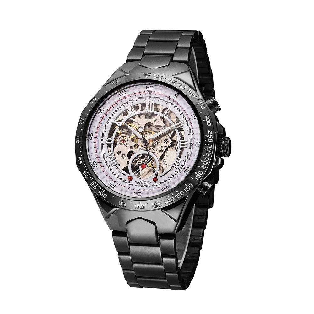 """The Warrior"" Automatic Sport Military Wrist Watch"