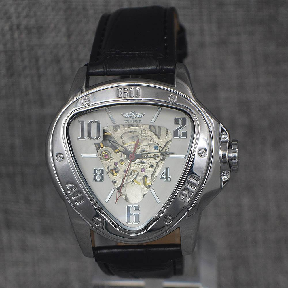 """The Aviator"" Mechanical Wrist Watch"