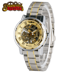 """The Venom"" Skeleton Wrist Watch"