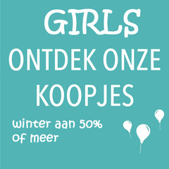 Winteroutlet GIRLS tot 14 jaar