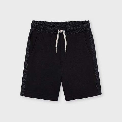 Mayoral Short zwart army detail boys