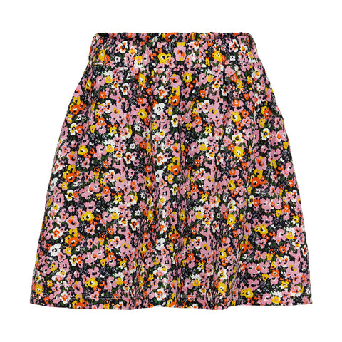 THE NEW Rok alloverprint bloemen meisjes