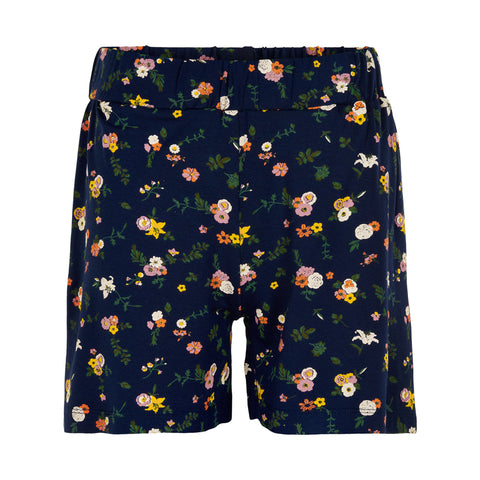THE NEW Short bloemenprint met rek meisjes