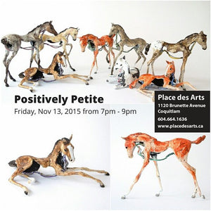 Positively Petite - annual miniatures exhibition