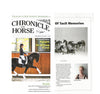 Profiled in Chronicle of the Horse Magazine