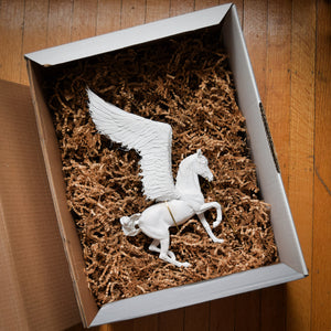 The Art of Packing & Shipping Clay Sculpture