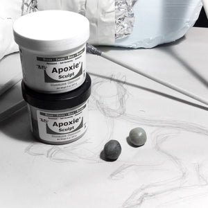 Creating Strong Foundations: A Review of Apoxie Sculpt Epoxy Clay