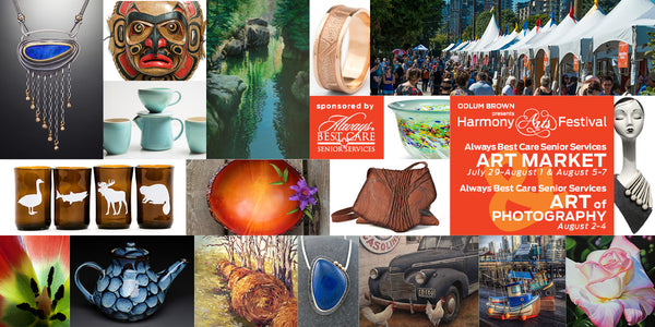 Harmony Arts Festival West Vancouver 2016