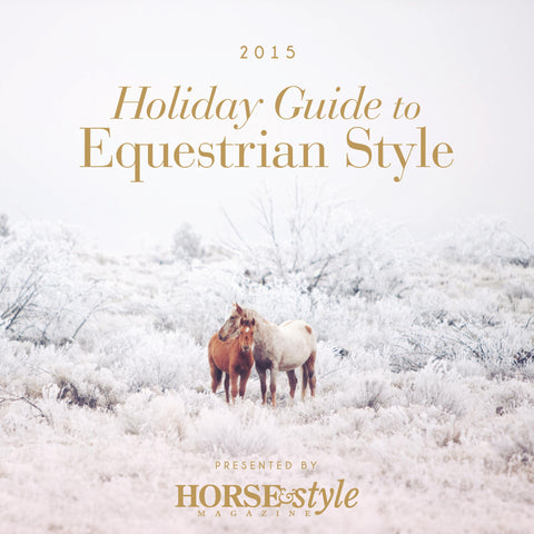 Horse and style gift guide 2015