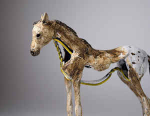 Susie Benes - Foals Rush In series horse art - 3