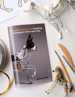 Creating Animals in Wire & Clay Book