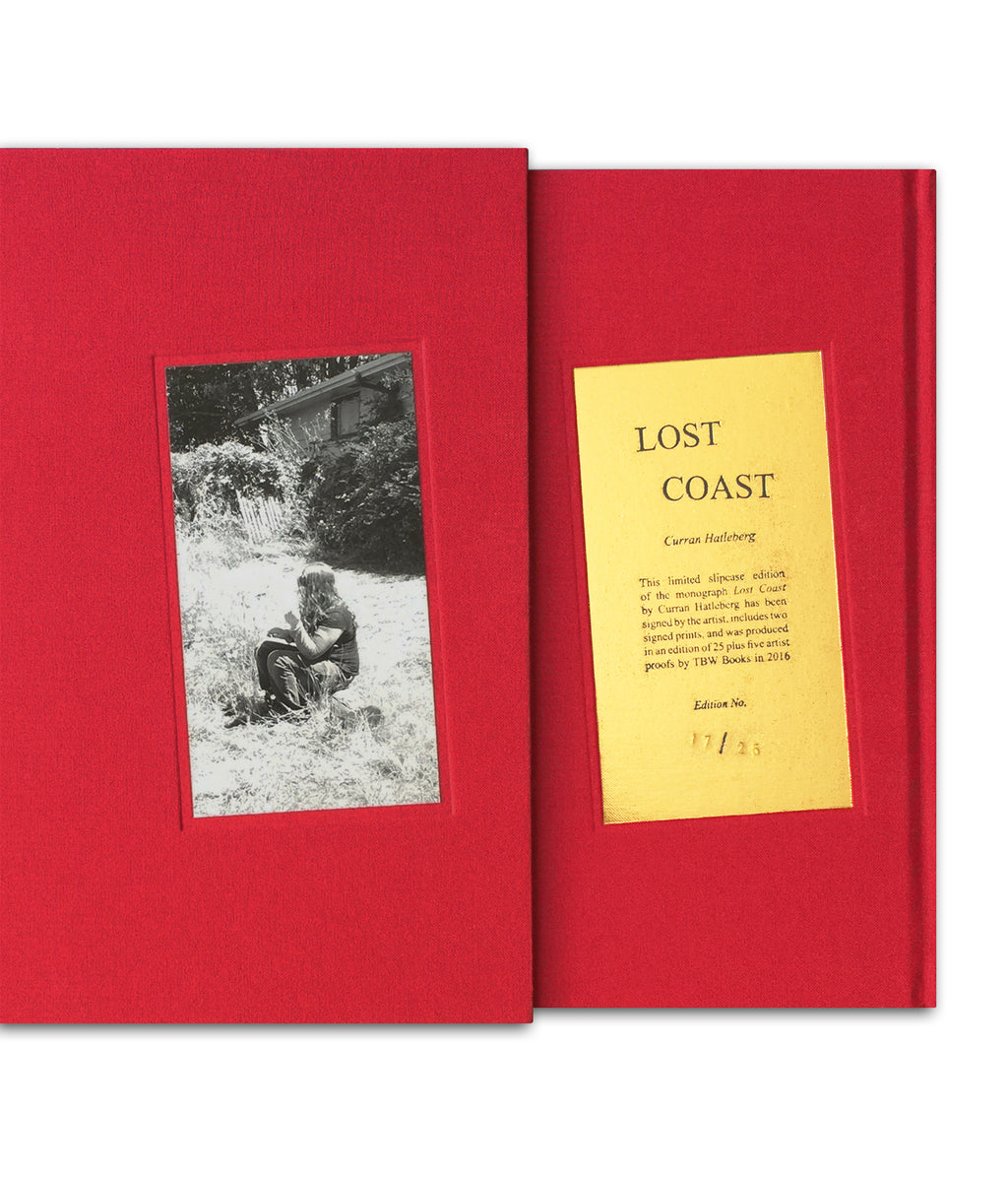 Lost Coast - Slipcase with Prints -  LAST SETS REMAIN