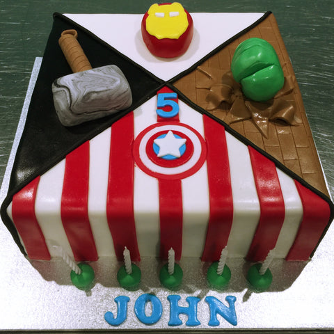 Boy Birthday Cake Ideas Giuliana S Cakes