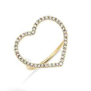 Nanaya Heart Ring