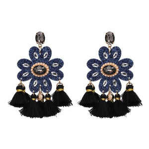 ALALA Earrings Rebeldy Blue