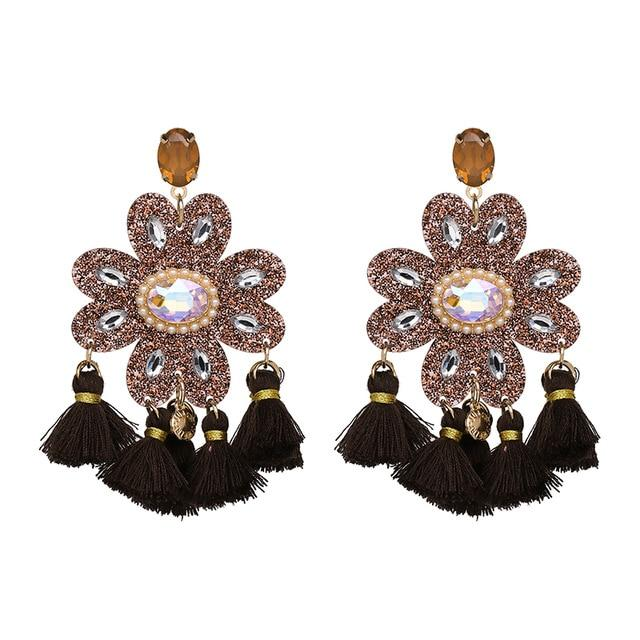 ALALA Earrings Rebeldy Gold