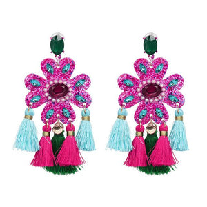 ALALA Earrings Rebeldy Pink