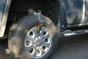 TruckClaws II™ Emergency Tire Traction Aid