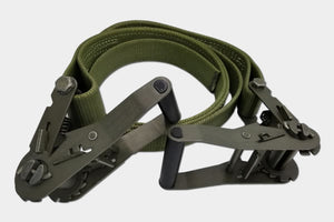 TruckClaws Commercial Military-Grade Straps and Ratchets Kit