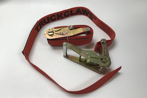 TruckClaws Commercial Replacement Straps and Ratchets Kit