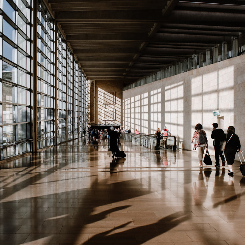 9 Tips for Getting Through the Airport Faster