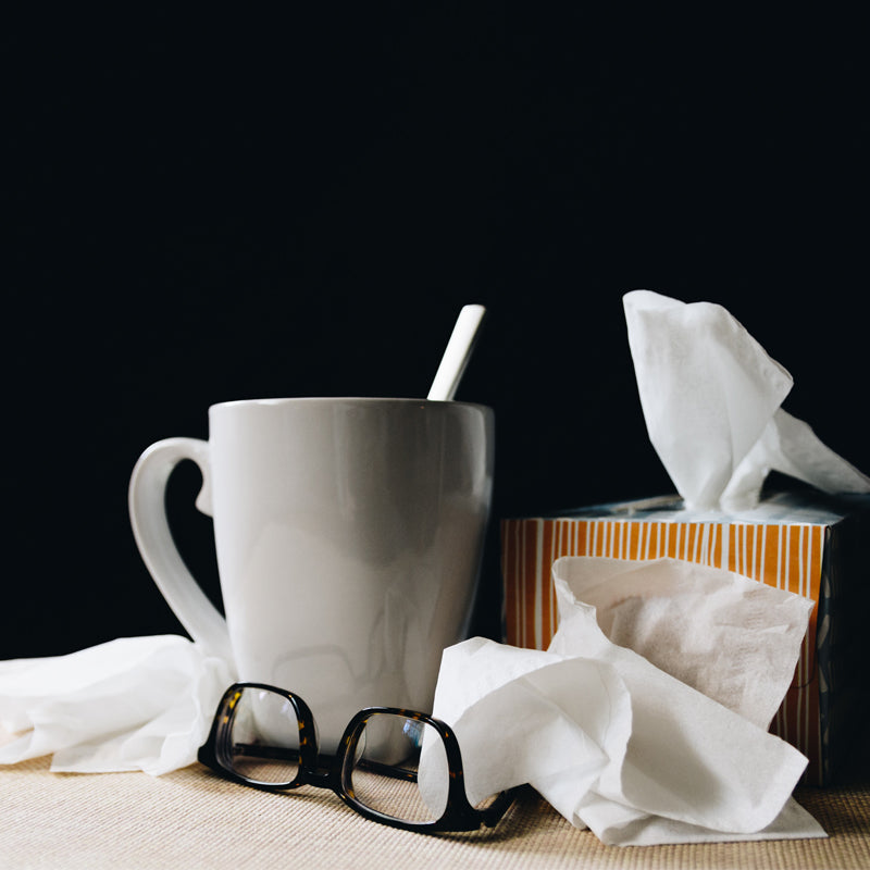 9 Natural Ways to Survive Cold Season