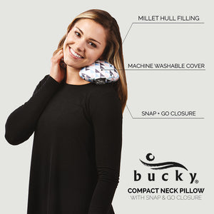 Travel Comfortably with Bucky Neck Pillows