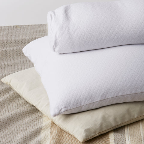 Buckwheat Bed Pillows
