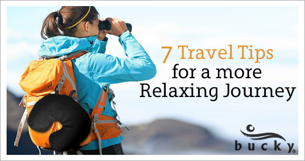 7 Travel Tips for a More Relaxing Journey