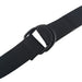 Mens And Womens D-Ring Cavas Belt Black L