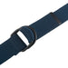 Mens And Womens D-Ring Cavas Belt Navy S