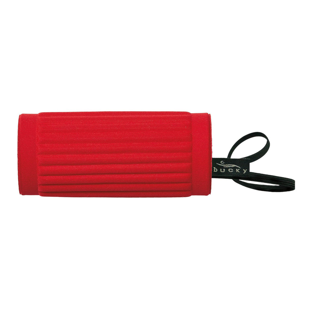 IdentiGrip Luggage Handle Wrap - Flame Red