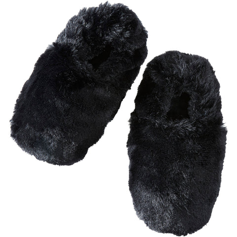 Ebony Aromatherapy Warming Slippers