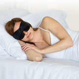 40 Blinks Sleep Mask - Midnight Floral