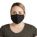 Cloth Face Mask Set of 3 - Solid Black