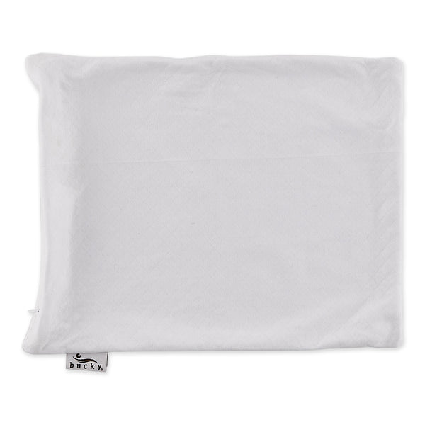 White Bed Pillow Cover