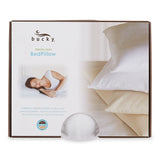 Travel Duo Bed Pillow White
