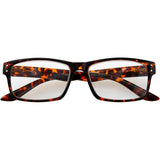 Retro Reading Glasses Set +2.5 - 3 Pack