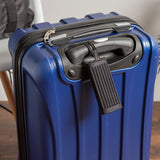 IdentiGrip Luggage Handle Wrap - Plum