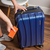 IdentiGrip Luggage Handle Wrap - Gray