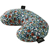 Compact Neck Pillow with Snap & Go - Ditsy Floral