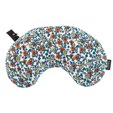 Compact Neck Pillow with Snap & Go - Ditsy Floral - Bucky - 1