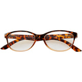 Tortoise Reading Glasses Set +1.5 - 3 Pack