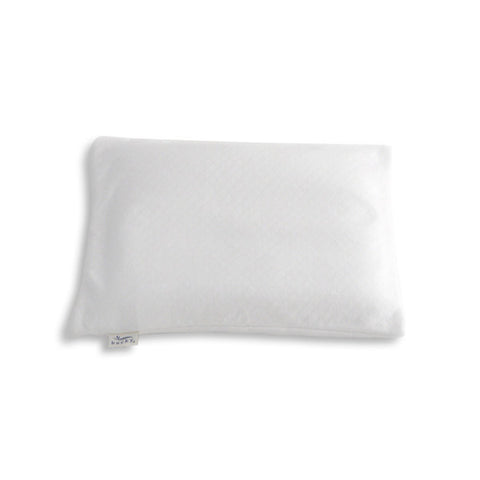 Travel Duo Bed Pillowcase White, Bed Pillows - Bucky Products