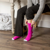 Compression Socks - Hot Pink