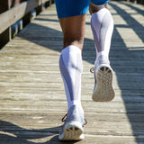 Compression Socks - White