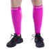 Compression Calf Sleeves - Hot Pink