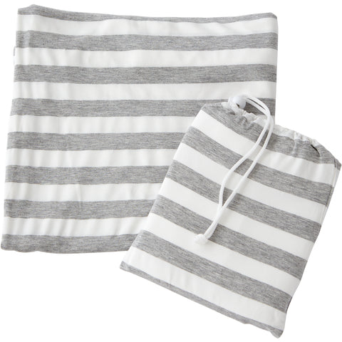 Multi-Purpose Cover - Gray Stripe