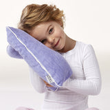 Buckyroo Pillow - Purple